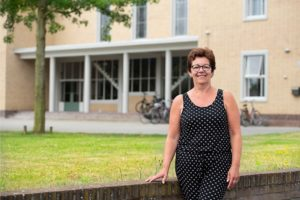 Leonie Sonnemans, assistent-beheerder Wijkaccommodatie t Trefpunt in Roermond